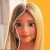 我的迪士尼脸