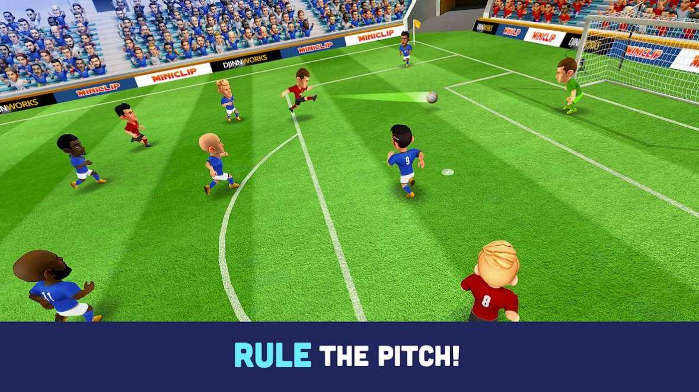 迷你足球赛游戏手机版下载