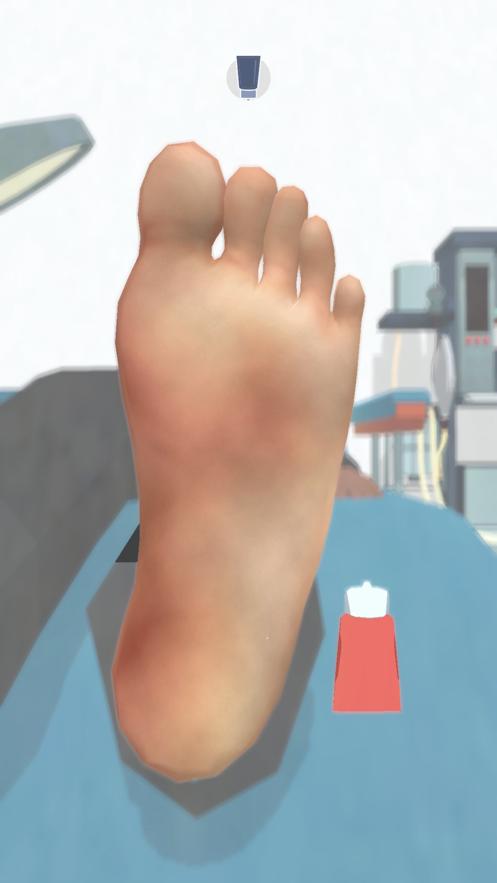 老板修个脚3d游戏