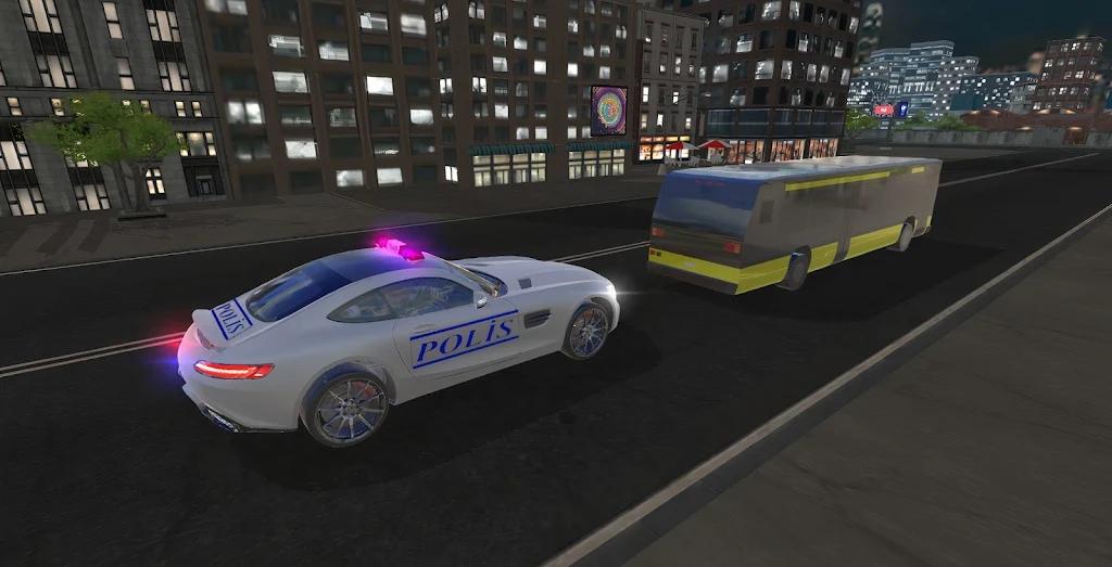 梅赛德斯警车模拟器2021手机版