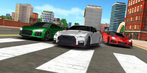 速度超级跑车