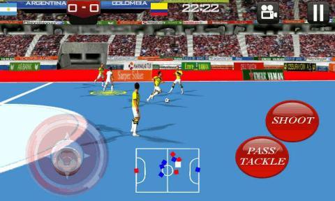 世界杯物理足球精简版